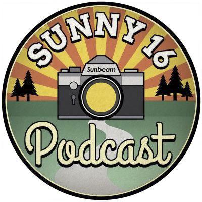 Sunny 16 Podcast logo